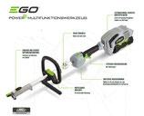 Multifunktionswerkzeug EGO PH1400E