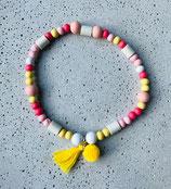 Hunde-Zecken-Halskette Candy