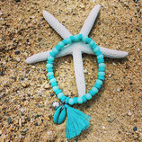 Armband Summer vibes Aqua