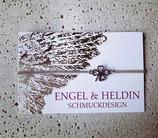 Armband Glückskleeblatt Silber