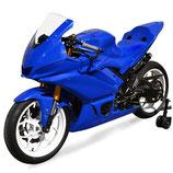 YZF-R3 19-20 レースカウル ブルー