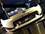 370Z バンパーカナード