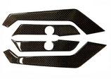 3D PROTECTOR CARBON フロントフォーク プロテクター MT-09