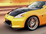 370Z フロントリップスポイラー