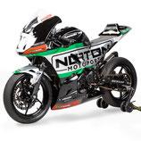 NINJA 400 レースカウル Norton Motorsports