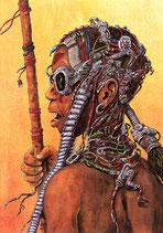 native trance pilgrim