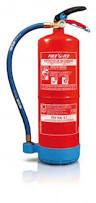 Extintor Hidrico de 6 L. Especial cocinas Eficacia 27A 233B 75 F