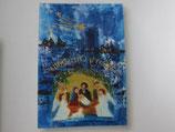 女子パウロ会 ポストカード(クリスマスはがき)15×10.5センチ 22234