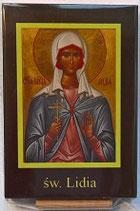 イコン 聖リディア 聖ルデア