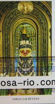イタリア ご絵 VIRGO LAURETANA VIIGO LAURETANA 祈りカード