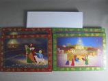 10014 クリスマスカード 羊飼い ベツレヘム