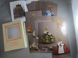 勝利の聖母マリア教会 プラハの幼子イエス 豪華ポストカードセット 24枚入り+説明書BOX