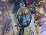 スイスEinsiedeln 黒の聖母 メダイペンダント