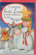 イタリアカード イタリア クリスマス 1018-4
