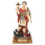 ご像 樹脂 聖エクスペディート 14センチ Santo Espedito Statue, 14 cm in resin