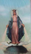 イタリア ご絵 Lippi 8  10×6センチ 紙裏白