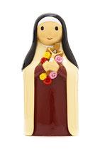 LDW 155266YX    Saint Therese statue   聖テレジア 8センチ