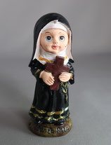 樹脂 かわいいおさなきイエズスの聖テレサさま 8×3センチ