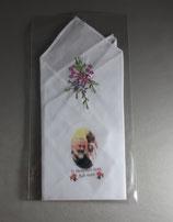 サンジョバンニロトンド 聖ピオ神父 刺繍チーフ