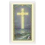 パウチカード イタリア2456Santino Croce sul Mare Alla Santa Croce nella notte del mondo ITA 10x5