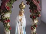 ファティマ ご像 アーチバラ ファティマの聖母 16センチ