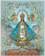 イタリア FB ご絵 20×25センチ紙 8.10-263 Virgn of   San Juan