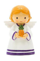 LTD   1852307YX February  Guardian Angel statue 2月の守護天使 恵み