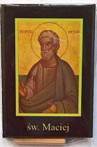 イコン 聖マティア 使徒マタイ