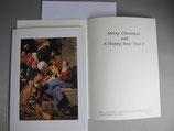 聖母の騎士社 クリスマスカード ホアン・パウティスタ・マイノ 博士たちの礼拝