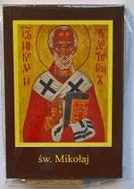 イコン 聖ニコラウス