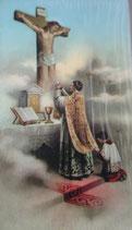 イタリア ご絵 Lippi35 10×6センチ 紙裏白