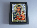 イコン ヤスナグラの聖母 6×7.5×1センチ ケース入り