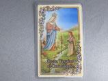カラバッジョの聖母 プラカード