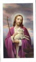 善き牧者イエス ご絵 1615