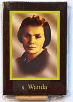 イコン Sanda Wanda Boniszewska(ポーランドの聖人)