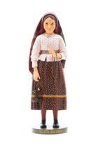 LDW 1706002-00   Saint SanctaMariae statue   聖ジャシンタ