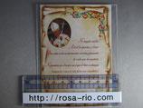 ヴァチカンカード ヨハネパウロⅡ世カード 120×82 紙
