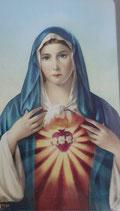 イタリア ご絵 Lippi 04  10×6センチ 紙裏白