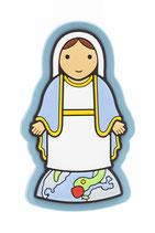 LDW かわいい冷蔵庫用マグネット 無原罪の聖母 887016