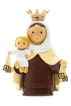 LDW SP カルメルの聖母子