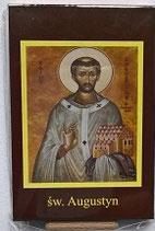 イコン 聖アウグスティヌス