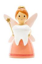 LDW 185446YX  Tooth fairy light mint color statue 歯の妖精 サーモンカラー