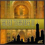 CD   SACRED TREASURES Ⅲ  Sacred Treasures III: Choral Masterworks from Russia and Beyond