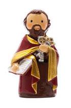 LDW 175169YX   Saint  Peter statue   聖ペトロ