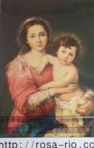 ポストカード15.4×10センチ フィデス G-17 聖母子