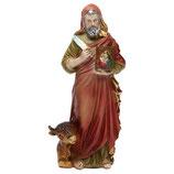 ご像 樹脂 使徒聖ルカ 20センチ Saint Luka evangelisya Statue, 20 cm in resin