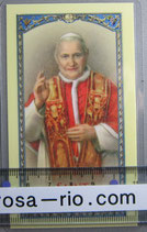 イタリア パウチご絵  聖ヨハネ23世 11、5×7センチ