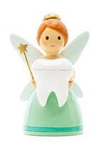 LDW 185446YX-1  Tooth fairy light mint color statue 歯の妖精 ミント
