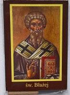 イコン 聖ブラシウス