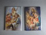 イタリア ミニマグネット(強め) 天使と幼子 天使と聖家族